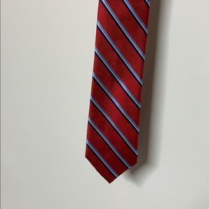 2 for $10 red white and blue Tommy Hilfiger tie